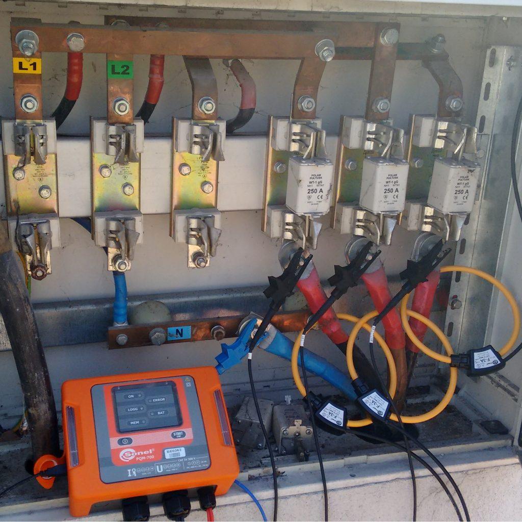 pomiary elektryczne i termowizyjne od Salwis