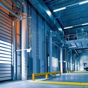 Projekt wykonawczy instalacji elektrycznej hali produkcyjnej