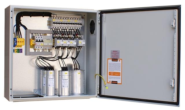 Baterie kondensatorów zdjęcie