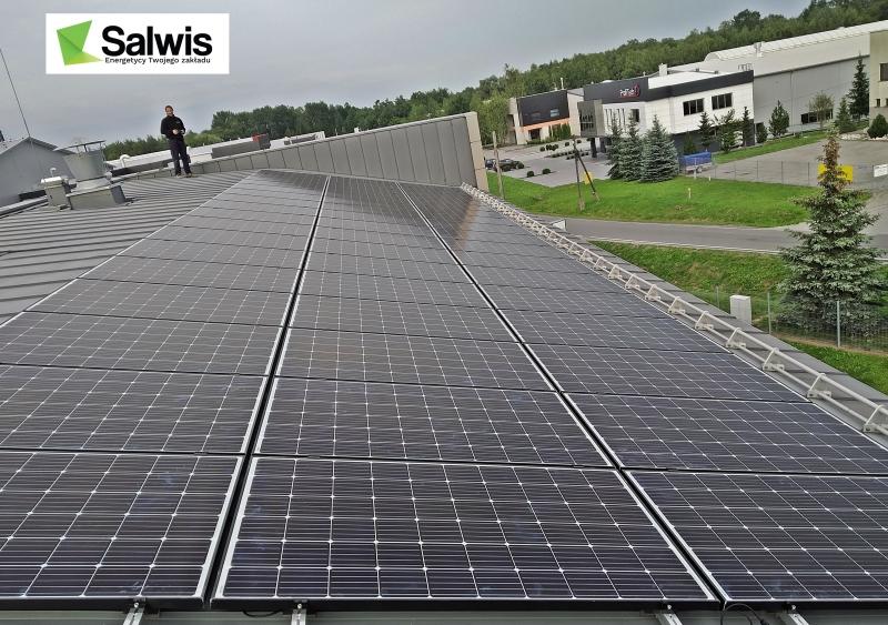 projekt instalacji PV