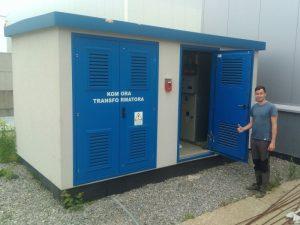 Kontenerowa Stacja Trafo