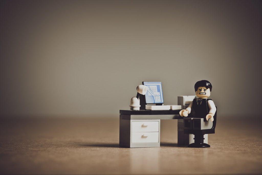 Kierownik LEGO