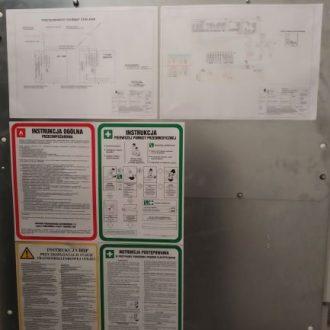 stacja transformatorowa instrukcje