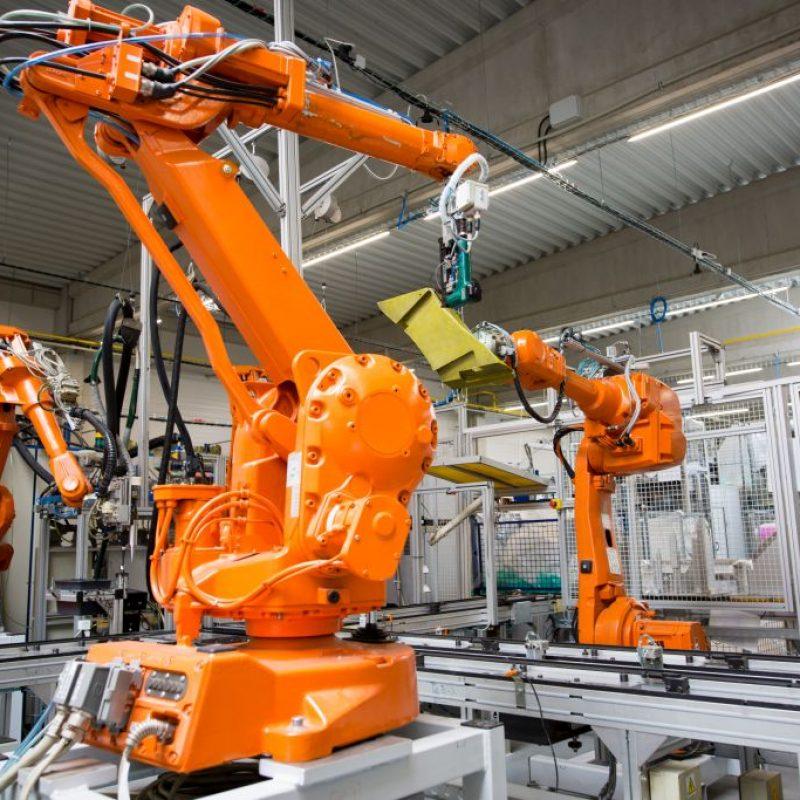 robot przemyslowy chwytak